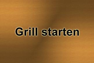 Grill starten