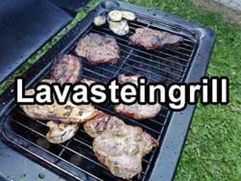 Lavasteingrill