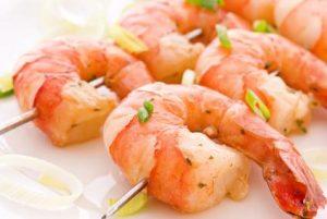 Meeresfrüchte vom Grill - © HLPhoto - Fotolia.com