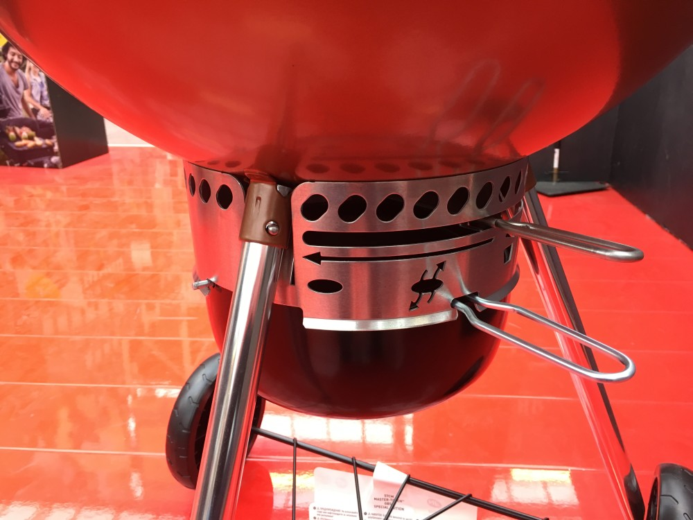 Weber Holzkohlegrill Master Touch Gbs 57 Cm Special Edition Pro : Master touch special edition ebay kleinanzeigen