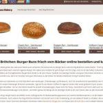 Burger Buns online bestellen – Burgerbrötchen liefern lassen