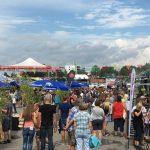 Das 2. Foodtruck Festival in Fürstenfeldbruck